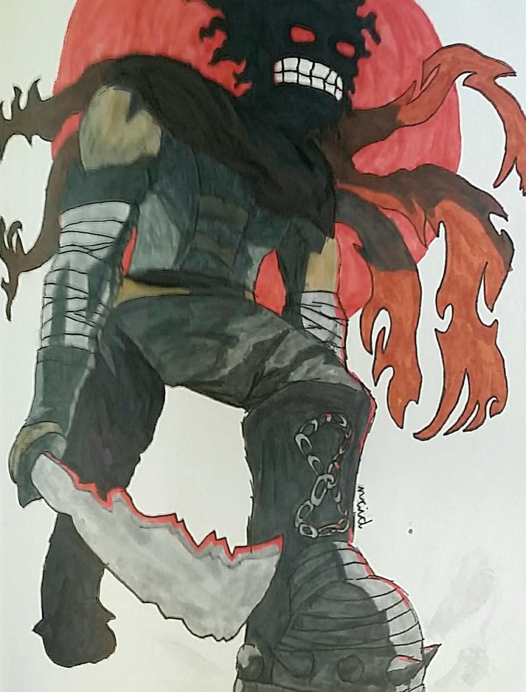 Hero Killer: Stain by Ncid