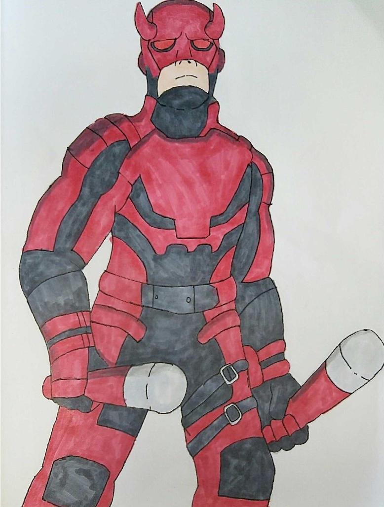 Daredevil by Ncid