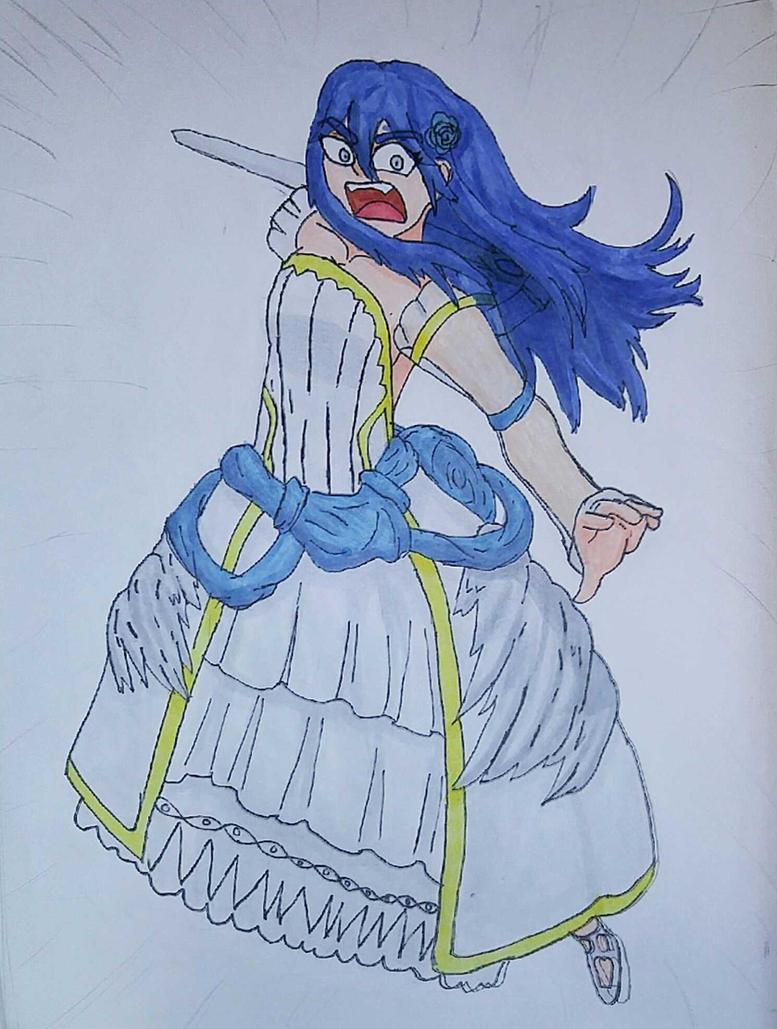 Bride Lucina by Ncid