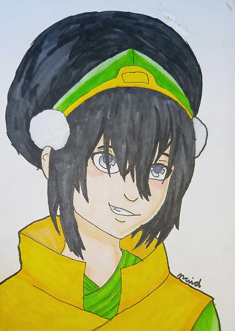 Toph by Ncid
