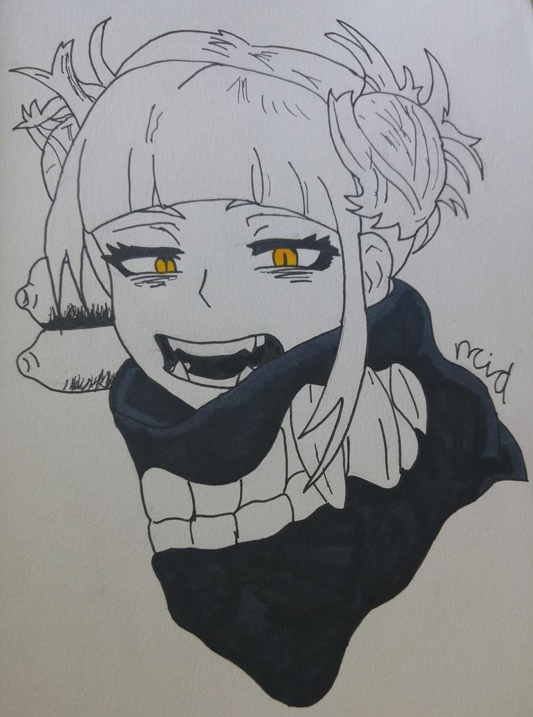Toga Sketch by Ncid