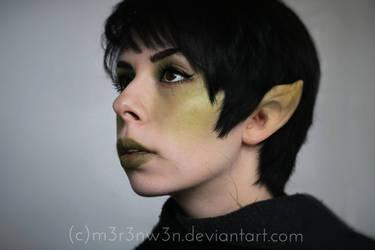 (Female) Spock - Cosplay by m3r3nw3n