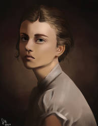 Realism / Light Study by SarahBooG