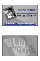 Business Card by frNME