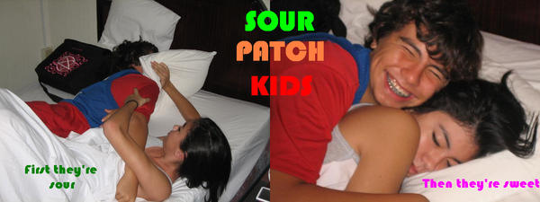 4 1 sour patch kids by
