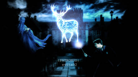 Harry Potter Expecto Patronum | Dementor by evita92