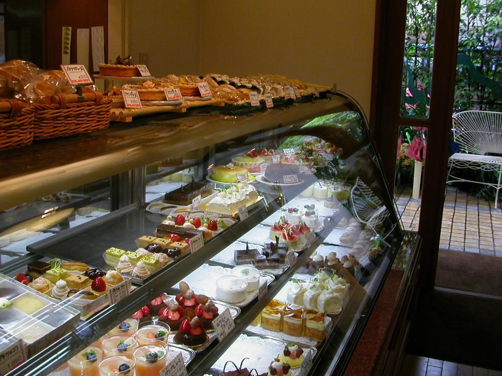 Cake Shop Game Online