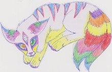 Cute creature by Kamixazia