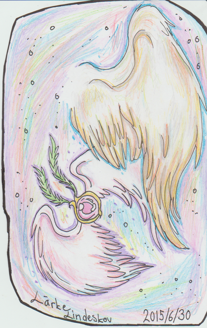 Angel wings by Kamixazia