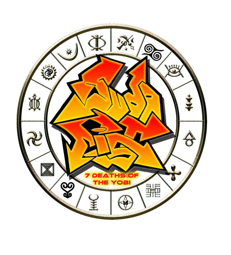 New Juda Fist Logo by MarkCDudley