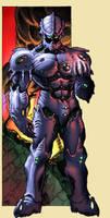 Splicers Host Armor