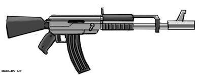k-247-Kalashnikov by MarkCDudley
