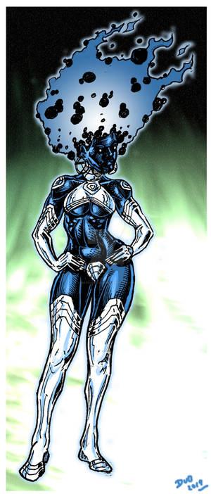 Introducing Galaxy Goddess