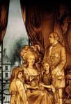 Book Cover - Marie Antoinette