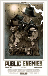 Public Enemies poster 2 by Emmanuel-B
