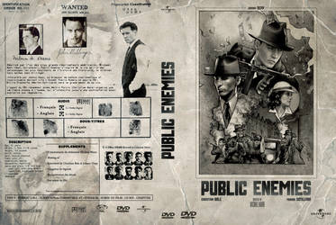 Public Enemies by Emmanuel-B