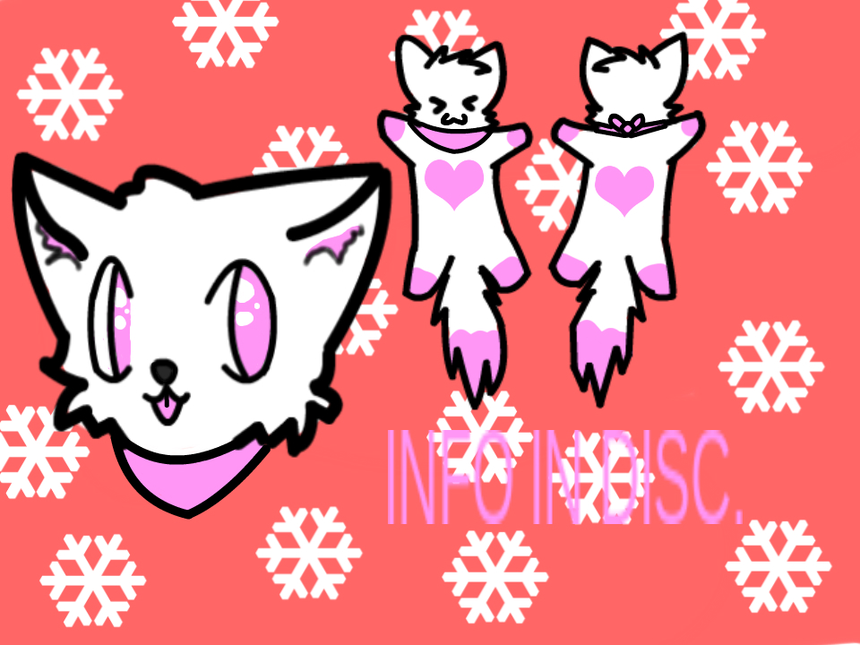 Snowflake my youtube baby {Ref} by Nanacat36