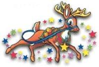 Cute Reindeer by BlitzenReindeer