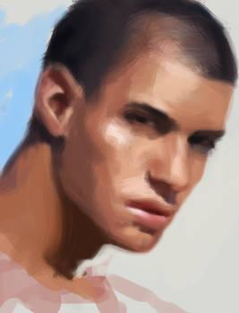 sketch portrait 2