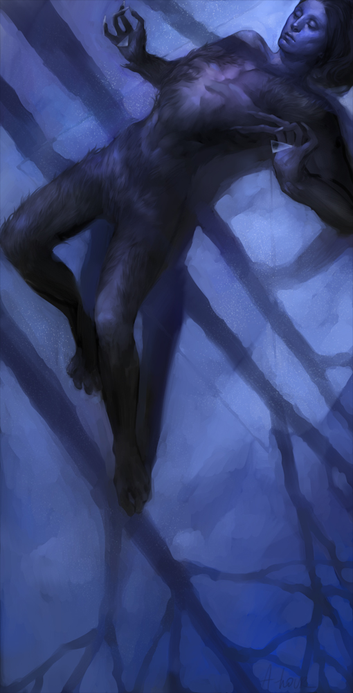 Werewolf by a-hour