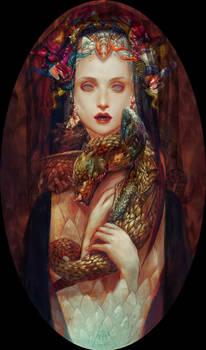 Mother Of Dragons, Daenerys Targarien