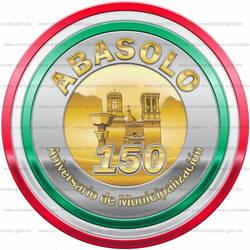 Winner of the 150 anniversary logo contest.