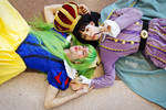 One Piece Marchen Time Cosplay