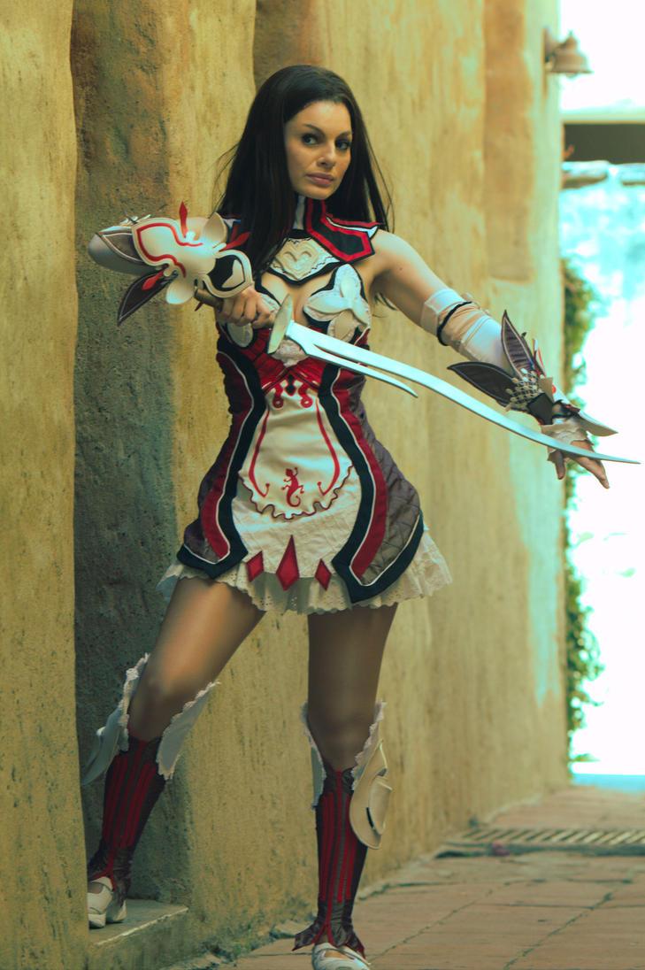 Melissa Tiss Magna Carta 2 cosplay by neoqueenhoneybee