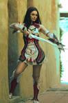Melissa Tiss Magna Carta 2 cosplay