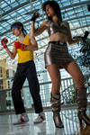Streets of Rage 3 Cosplay