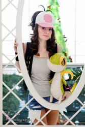 Pokemon Trainer Touko/Hilda/White