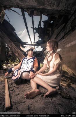 Ico Cosplay - Ico and Yorda