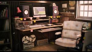 Sound Engineer Studio