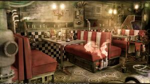 SteamPunk Restaurant by Omessler