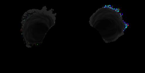 Panda Ears by Chanmagination