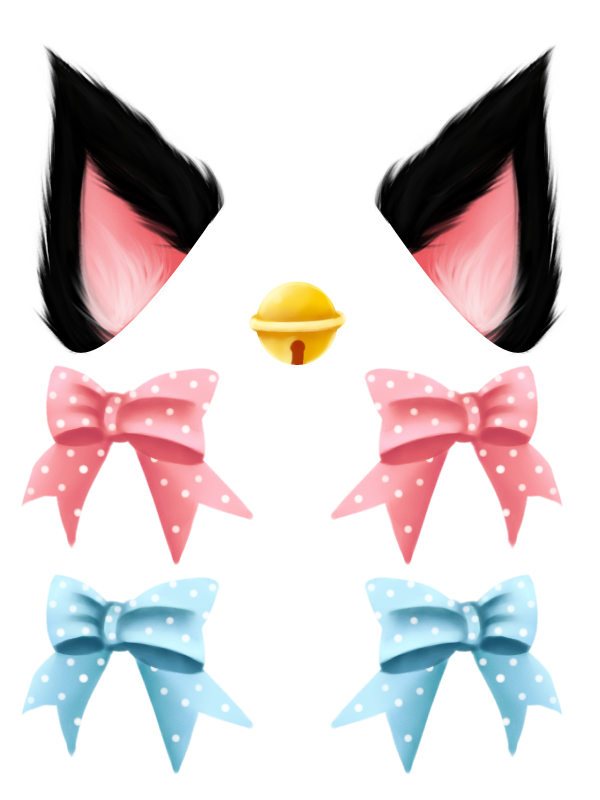How To Make Black Cat Ears