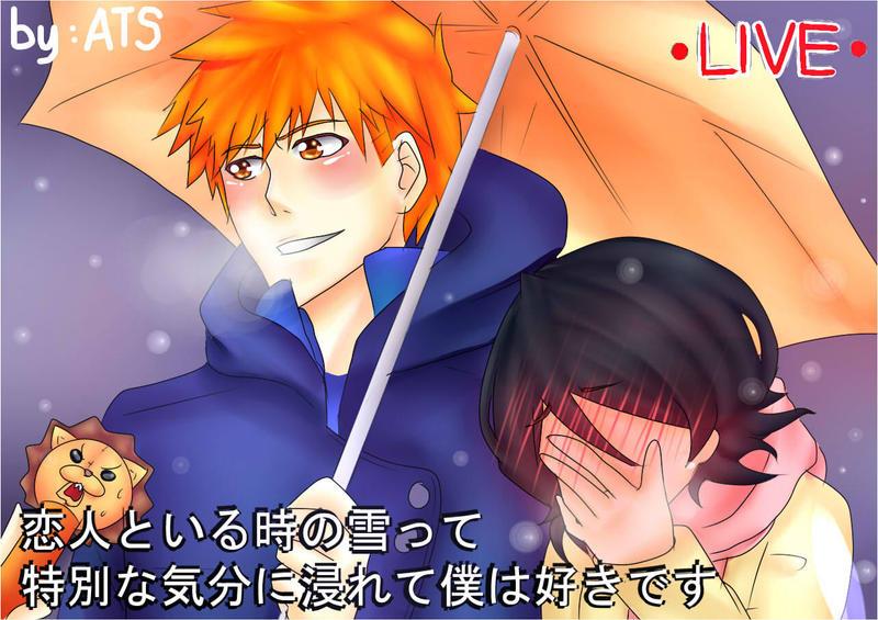 IchiRuki: Special Feeling by AkuToSeigi