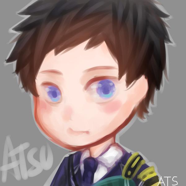 Chibi Atsu by AkuToSeigi