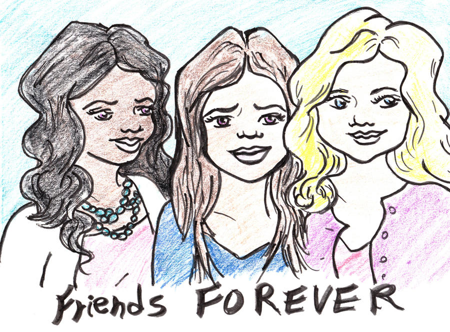 Best Friends Forever By Snowy Day Blues ...