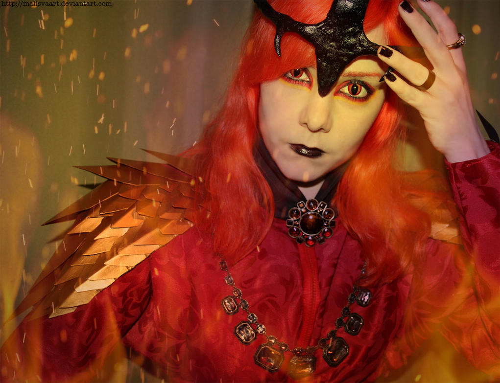 Tolkien cosplay  Sauron2 by Miss Fortune Lol Cosplay