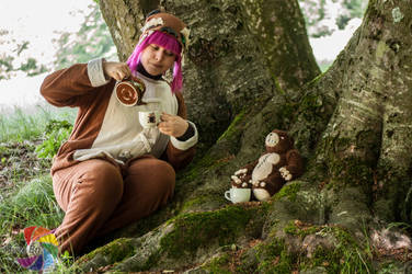 Tea Time with Tibbers by Padfoot-D