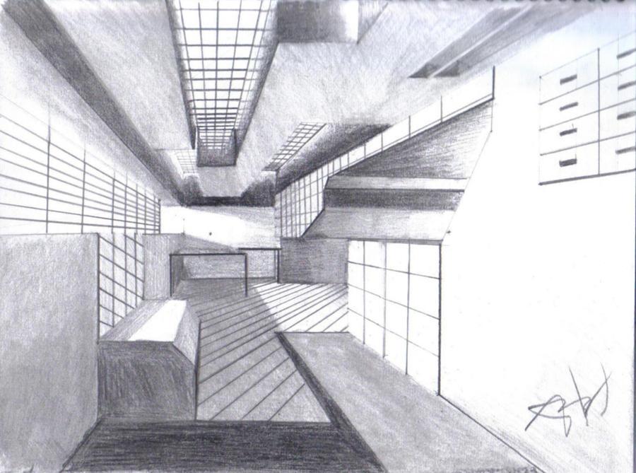 Foyer Layout Login : Modern hallway design by drawer on deviantart
