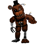 super withered freddy
