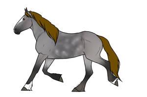 CFH Import 21 - horsegirl121 by JadeRavenWolf