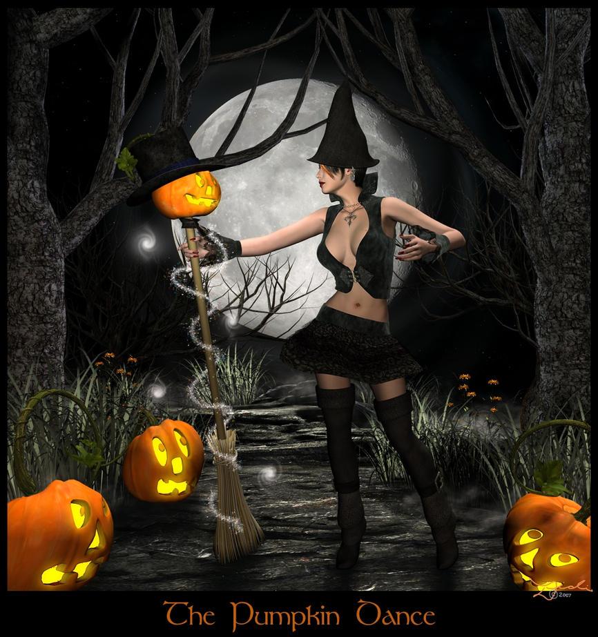 The Pumpkin Dance by didi-mc