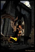 The Dragonling by didi-mc