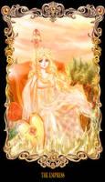 Tarot cards : the empress