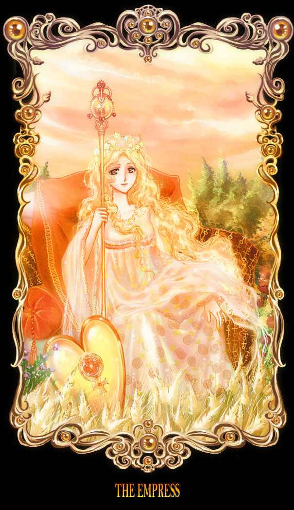 1000+ Images About The Empress (Tarot Card) On Pinterest