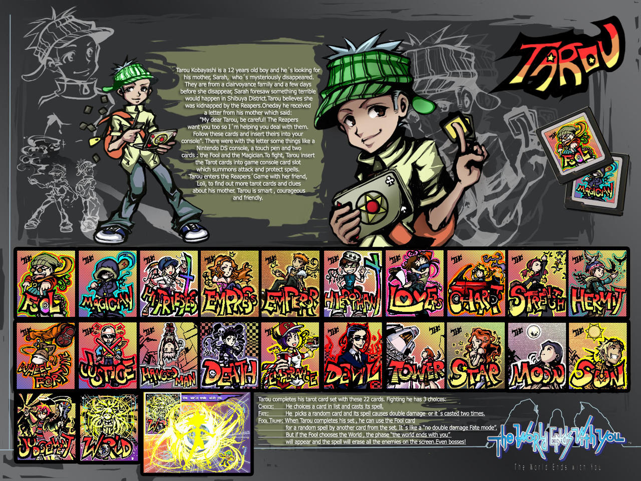 Hero: Tarou by ShingoTM