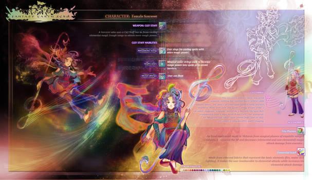 Sorceress :D